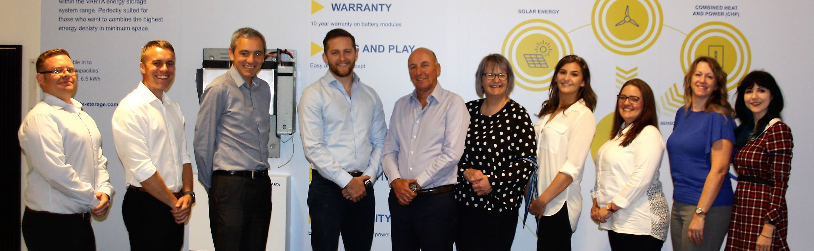 Waxman Battery Storage Team
