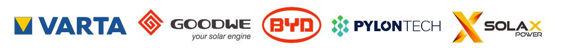 Battery Storage Brands