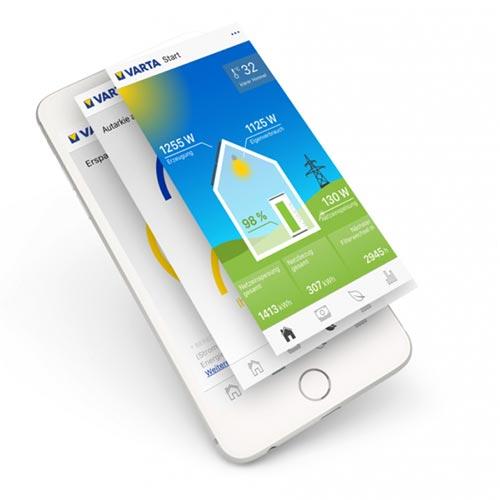 VARTA app
